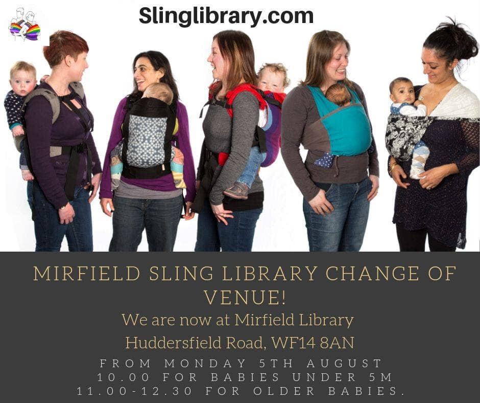 Mirfield Sling Library