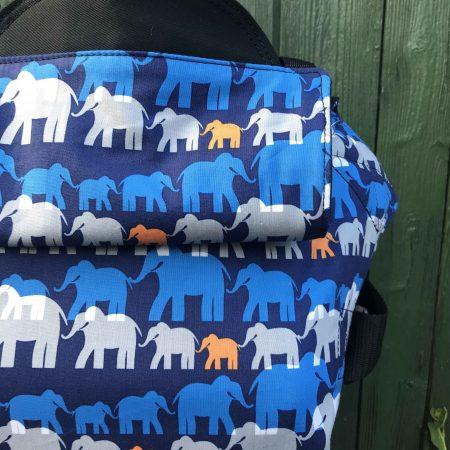 Integra Baby Herd Elephants